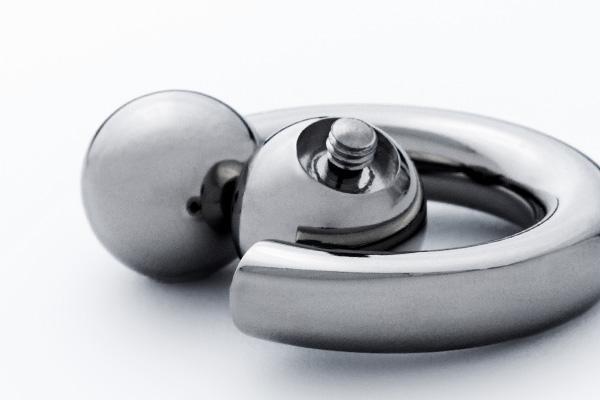 piercing acciaio sicuri